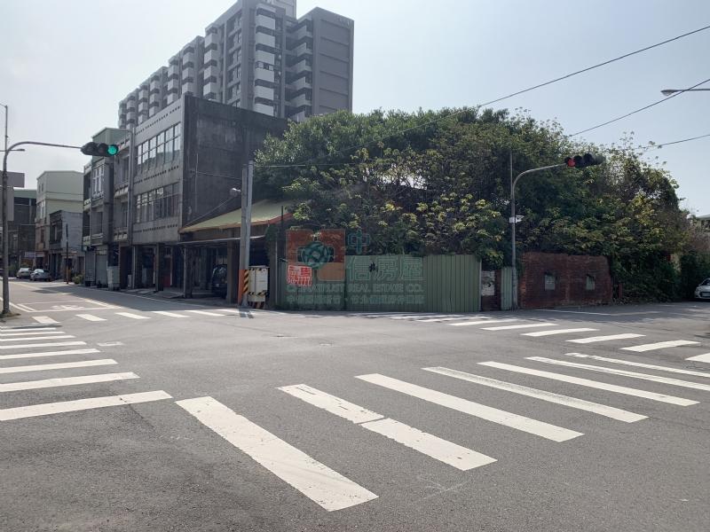竹南商業建地
