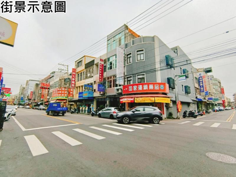 竹北國中109坪方正建地
