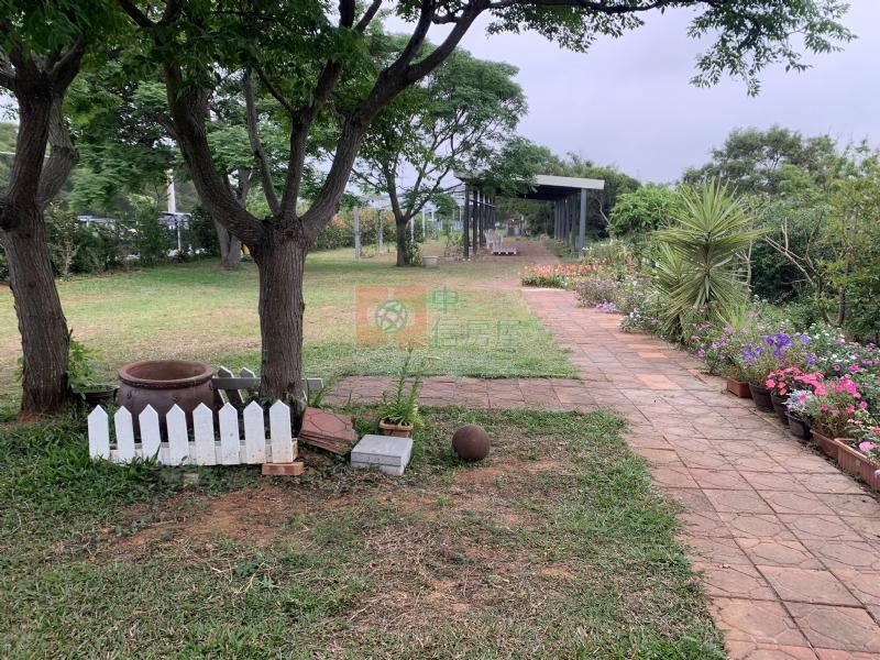 青青草原庭園農地